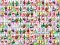 christmas Mah Jong Solitaire border